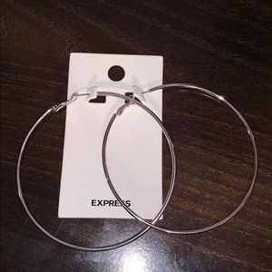 NWT express earrings